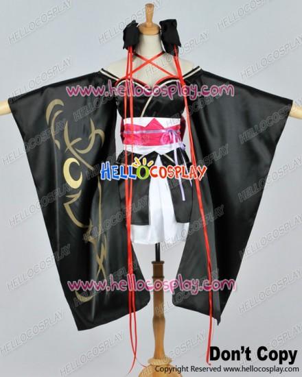 Unbreakable Machine Doll Cosplay Yaya Kimono Costume