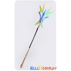 The Legend Of Heroes: Sen No Kiseki Cosplay Vita Clotilde Staff Stick
