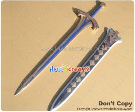 Fate Prototype Cosplay Saber Excalibur Sword Prop