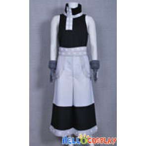 Soul Eater Cosplay Black Star Costume