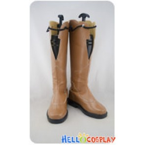 Shining Heart Cosplay Shoes Amil Manaflare Boots