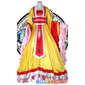 Vermilion Bird Cosplay Costume