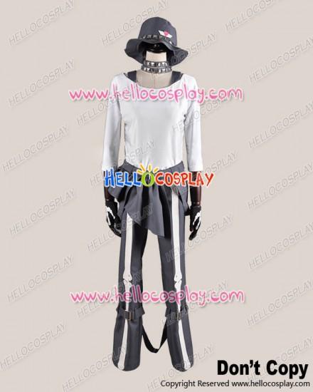 DRAMAtical Murder Cosplay Sei Gray Uniform Costume