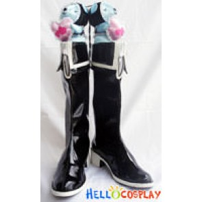 Vocaloid 2 Cosplay Black Rock Shooter Boots