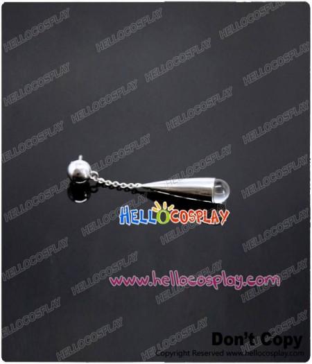 Final Fantasy VII Cosplay Tifa Earring Silver Version