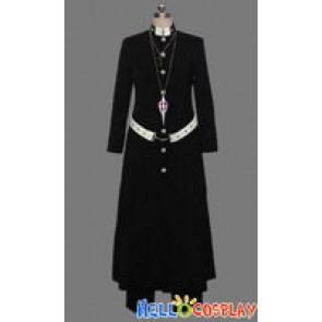 Blue Exorcist Cosplay Shiro Fujimoto Costume