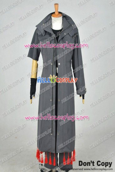 Dramatical Murder DMMD Cosplay Scratch Leader Mink Uniform Costume
