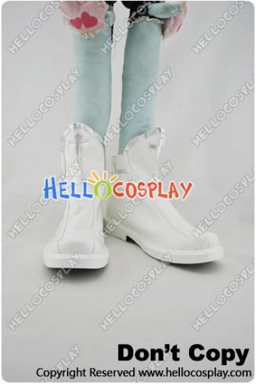 Sword Art Online Cosplay Shoes Yuuki Asuna Shoes