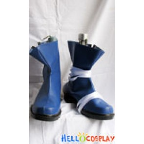 Tegami Bachi Post Man Cosplay Boots