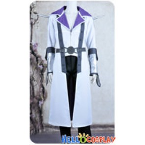 Yu Gi Oh Cosplay Jack Atlas White Uniform Costume New