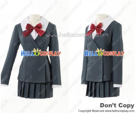 School Days Cosplay Kotonoha Katsura Sekai Saionji Girl Uniform Costume