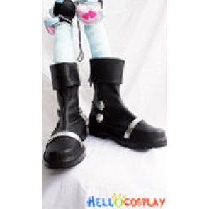 One Piece Cosplay Shoes Portgas D Ace Short Boots