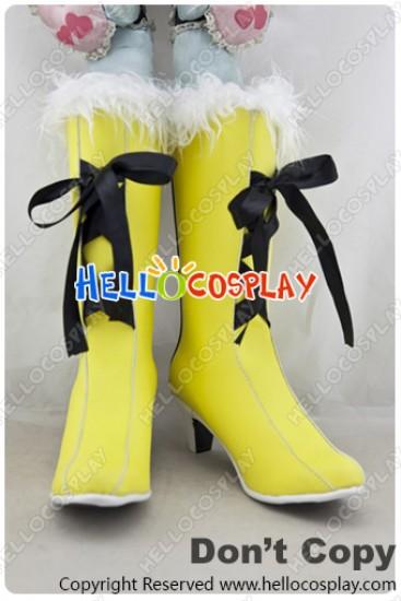 Pokémon Pokemon Cosplay Shoes Yellow Boots