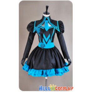 Vocaloid Love Philosophia Cosplay Hatsune Miku Costume