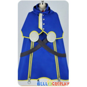BlazBlue Alter Memory Cosplay Noel Vermillion Uniform Costume Full Set