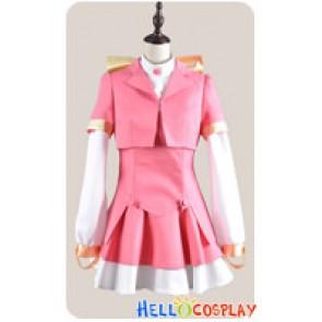 AKB0048 Cosplay Postgraduate Makoto Yokomizo Costume Uniform