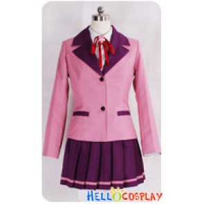 MM Emu Emu Cosplay Mio Isurugi Sakura Mamoru School Costume Girl Uniform
