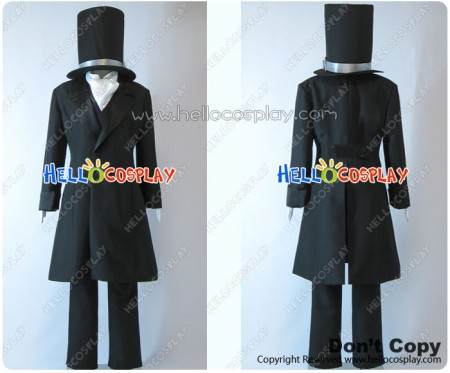 D Gray Man Cosplay Tyki Mikk Costume