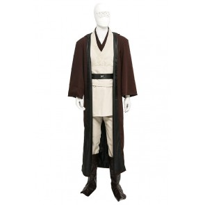 Star Wars Obi Wan Kenobi Cosplay Costume