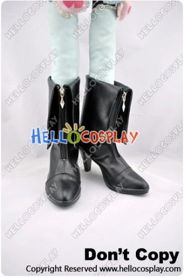 Steins Gate Cosplay Kurisu Makise Shoes