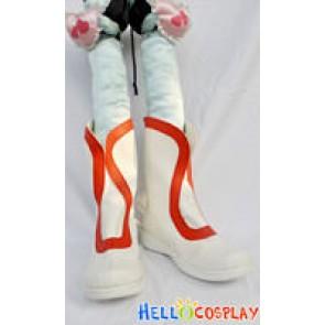 Puella Magi Madoka Magica Cosplay Human Kyubey Shoes