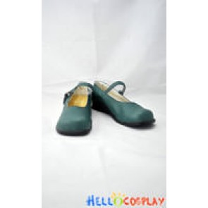 Vocaloid Cosplay Megpoid Gumi Green Shoes