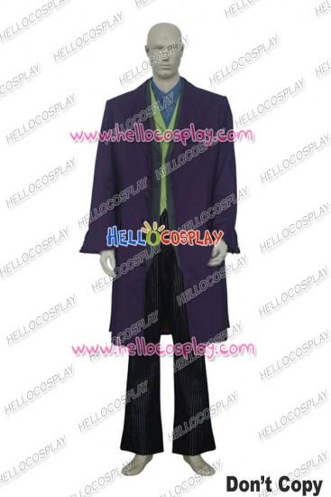 Batman The Dark Knight Joker Cosplay Costume