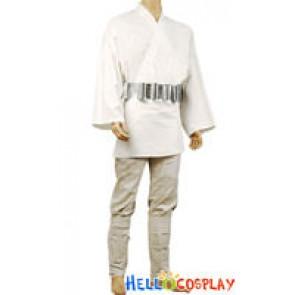 Star Wars Luke Skywalker Tunic Cosplay Costume