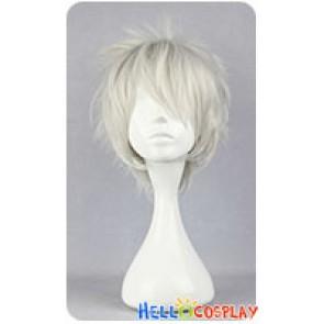 Bleach Ichigo Kurosaki Cosplay Wig Gray