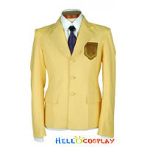 Katekyo Hitman Reborn Cosplay Costumes School Uniform