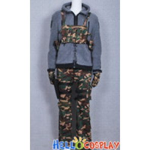"Call Of Duty 6 Modern Warfare 2 Simon ""Ghost"" Riley Costume"