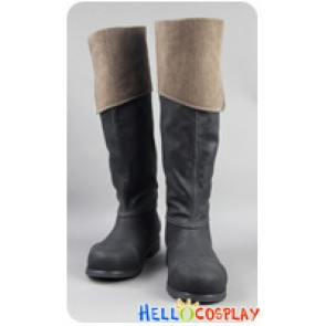 Assassin's Creed 4 Black Flag Cosplay Edward Kenway Boots