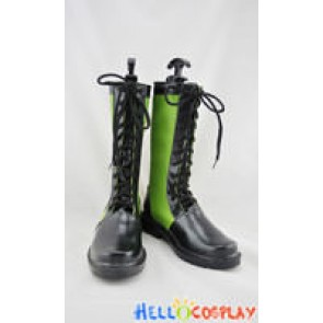 Black Lagoon Cosplay Shoes Revy Boots