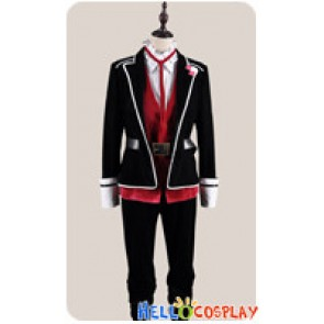 Diabolik Lovers Cosplay Kanato Sakamaki School Boy Uniform Costume