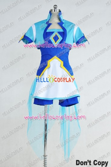 Lolirock Cosplay Talia Costume