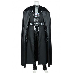 Star Wars The Empire Strikes Back Darth Vader Cosplay Costume