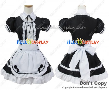 Angel Feather Cosplay Akiba Maid Dress Costume