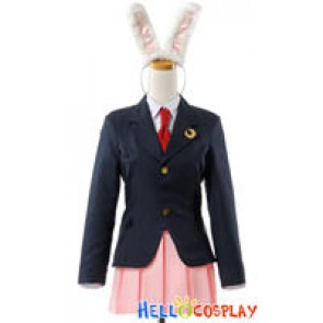 Touhou Project Cosplay Reisen Udongein Inaba Costume