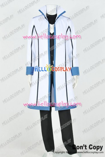 Fairy Tail Cosplay Gray Fullbuster Costume Uniform