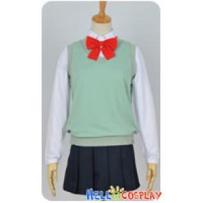 PUPA Cosplay Hasegawa Yume Girl Uniform Costume