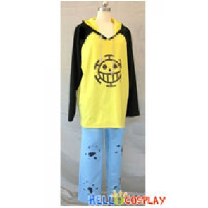 One Piece Cosplay Trafalgar Law Costume