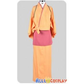 Hanasaku Iroha Cosplay Ohana Matsumae Nako Oshimizu Kimono Costume