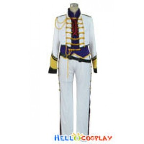 Code Geass Suzaku Kururugi Cosplay Costume Outfit