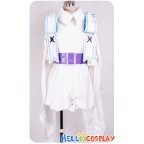 Macross Frontier Cosplay The False Diva Sheryl Nome White Rabbit Costume