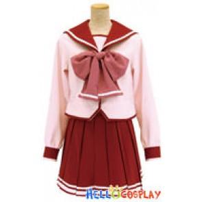 ToHeart 2 Cosplay School Girl Winter Uniform