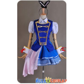 AKB0048 Season 2 Cosplay Sonata Shinonome Costume Dress