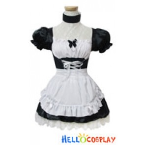Angel Feather Cosplay Pretty Maid Dress Costume