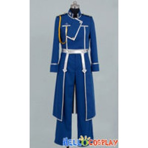 Lieutenant Colonel Maes Hughes Cosplay Costume