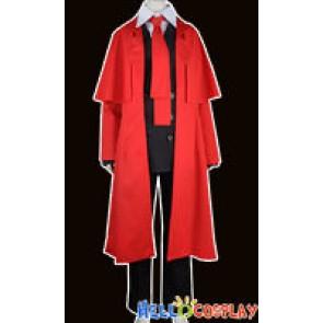 Hellsing Alucard Cosplay Costume