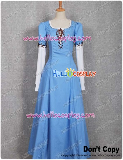 Red Riding Hood Valerie Dress Cosplay Costume